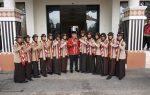 """Nanang Ermanto, """"Lepas Kontingen Pertikawan Tingkat Nasional Tahun 2019"""""""