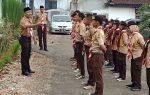 """Pembinaan Saka Wira Kartika Cut Nya'Din di Koramil 412-03/Bkt"""