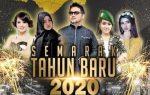 """GEBYAR MALAM TAHUN BARU MUSA & DITO BERSAMA ARTIS ARTIS DARI IBU KOTA JAKARTA"""