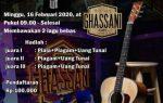 "*DATANG DAN HADIRILAH* ""Lomba Kesenian Acoustic Festival di Ghassani Cafe Bandar Jaya Lamteng"""