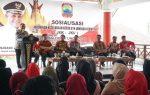 Silaturahmi Dengan THLS Nanang Janji Bakal Pertahankan Honorer PEMKAB Lampung Selatan