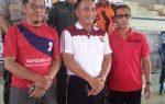 Wakili Dandim 0412 Lampura Pasi Pers Lettu Inf Basrudin Hadiri Pembukaan Kegiatan Galaxy Cup IX tahun 2019-2020 Di Kab.Lampung Utara