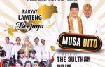 """MUSA-DITO : """"Gebyar Semarak Pesta Rakyat, Untuk Masyarakat Lampung Tengah Berjaya"""""""