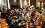 Dibuka Jokowi Nanang Ermanto Hadiri Rakornas Investasi Tahun 2020 Di Ritz Carlton