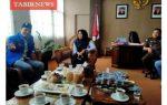 """KNPI Kota Bandar Lampung, """"Jalin Erat Silahturahmi  Bersama Kejari Lampung"""""""