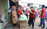 Semprot Disinfektan Di Tiga Kecamatan Nanang Imbau Warga Perangi Corona Dengan PHBS