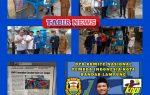 """Aksi Bhakti  Sosial DPD KNPI KOTA BANDAR LAMPUNG, ""Berikan Bantuan Tong Air Portable Untuk Warga Masyarakat"""