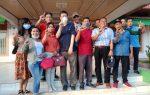 """""""Ketua Pengusaha AISKI Pusat Dan Wilayah Lampung Keluhkan Sikap PT.Wongsol"""""""
