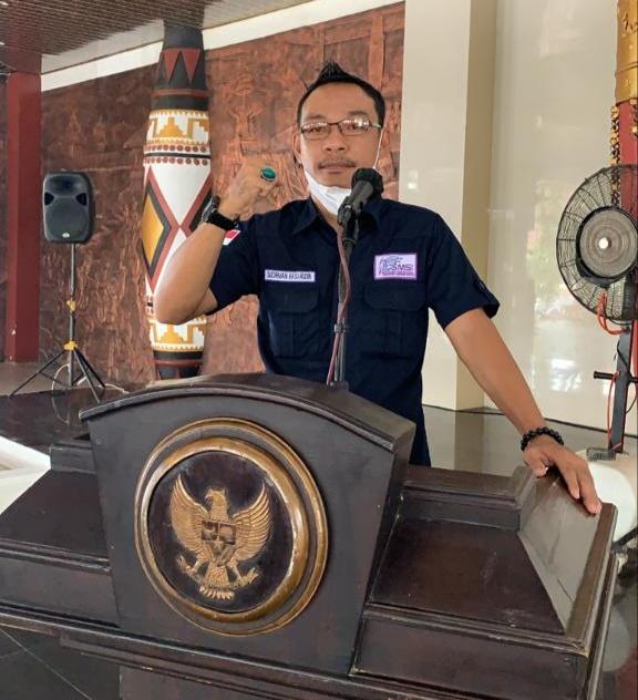 """""""Gaji Puluhan Honorer Tak Jelas, Sumber Lapor ke Ketua SMSI Lamteng"""""""